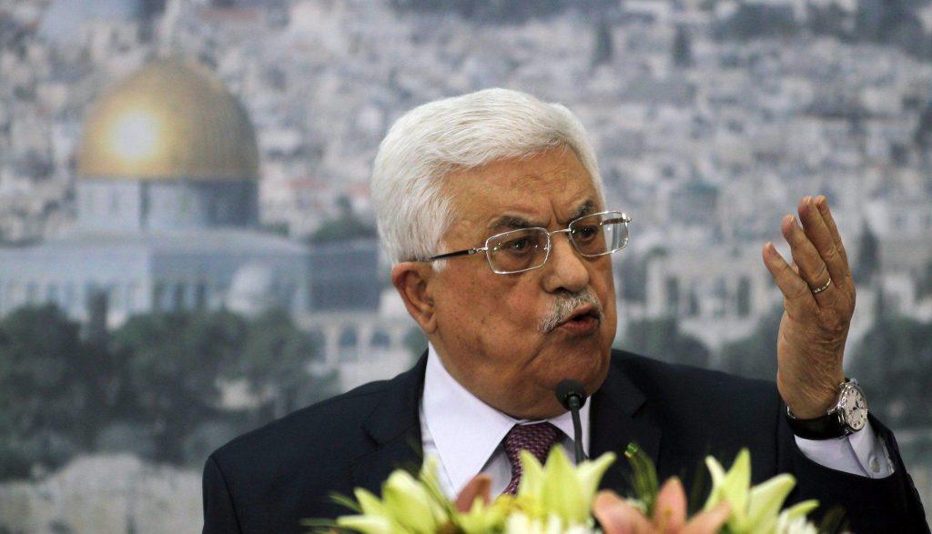 Presiden Abbas: Rakyat Palestina Tidak Akan Berhenti Berjuang