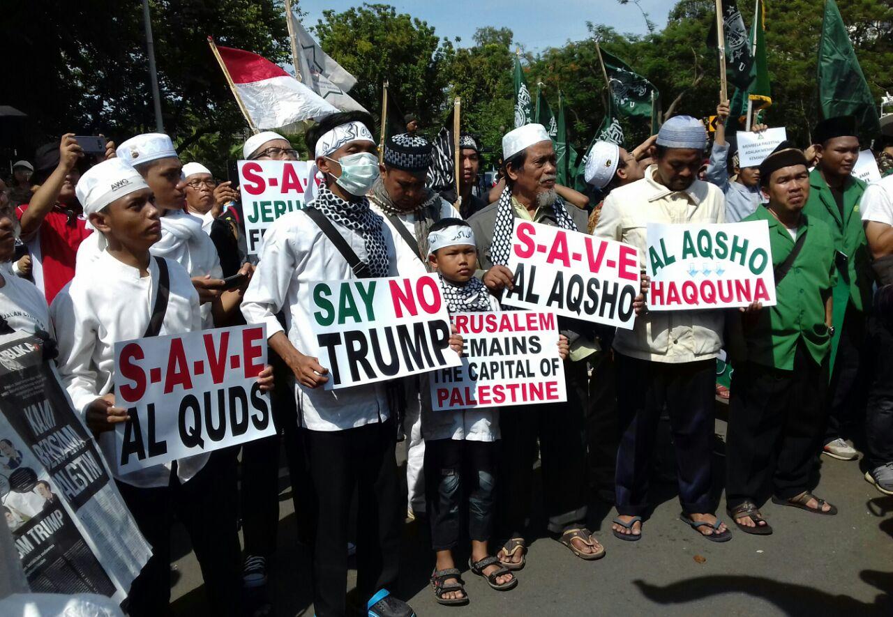 MUI Gelar Aksi Bela Palestina