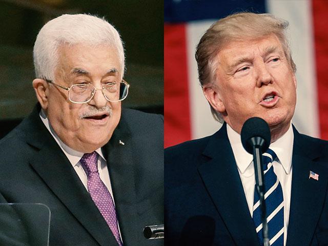 Abbas Desak PBB Hentikan Langkah Trump