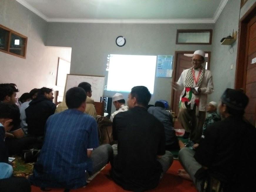 Jama'ah Muslimin (Hizbullah) Bandung Selenggarakan Training Jurnalistik Islam