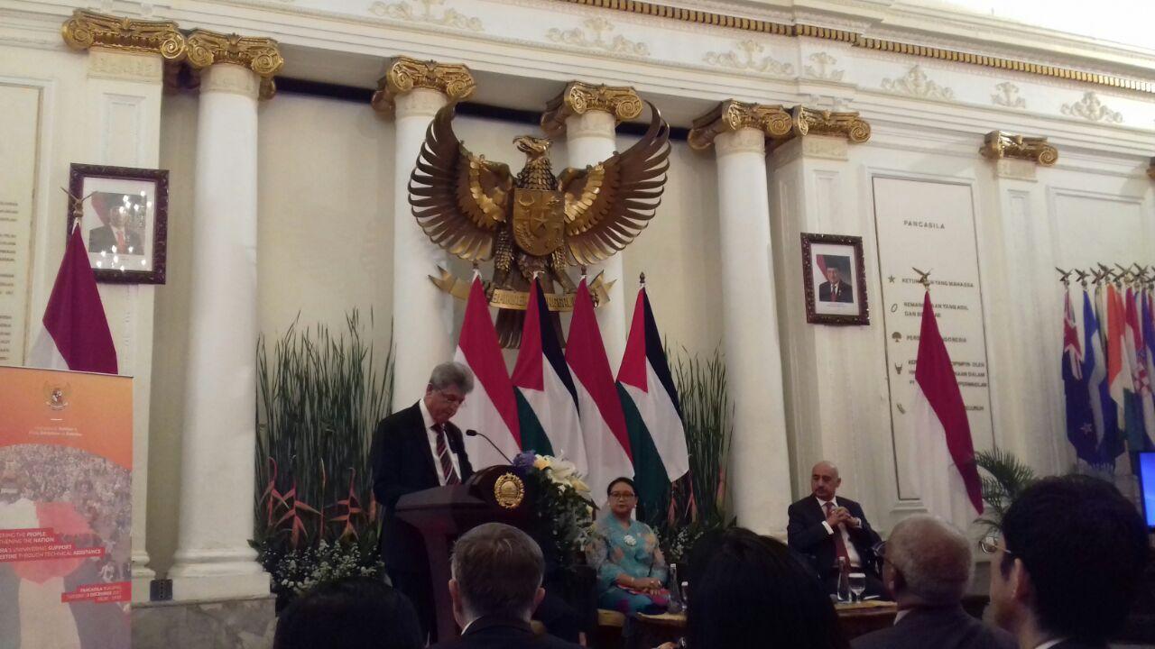 Alasan Menlu Palestina Batal ke Indonesia