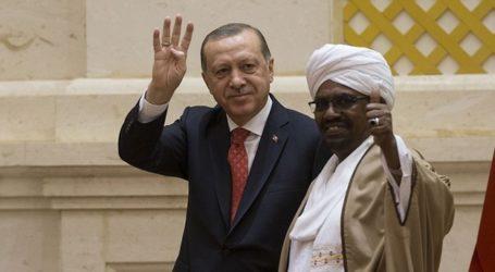 Erdogan Kunjungi Situs-Situs Utsmaniyah di Sudan