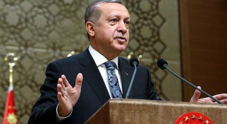 Erdogan Serukan Langkah Konkret di Yerusalem