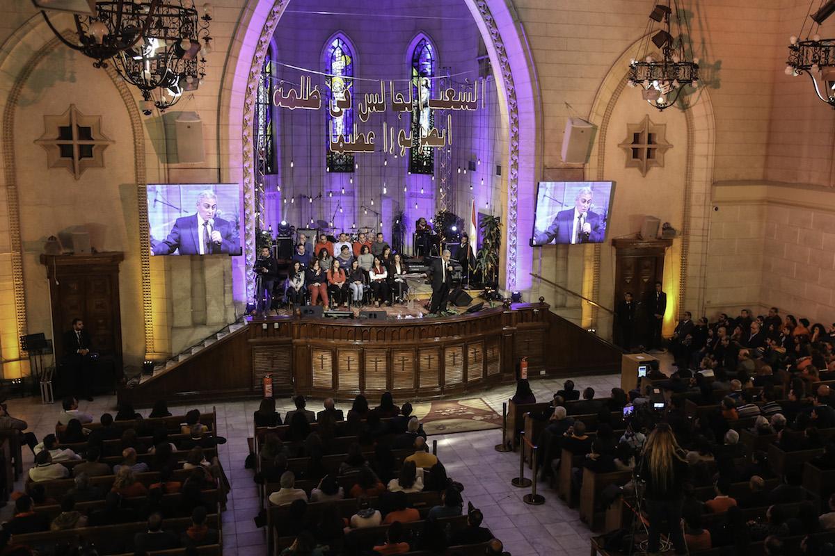 Gereja-Gereja di Mesir Dukung Yerusalem Ibukota Palestina