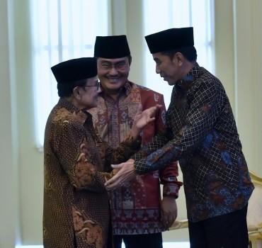 ICMI Dukung Jokowi Presiden Sepuluh Tahun