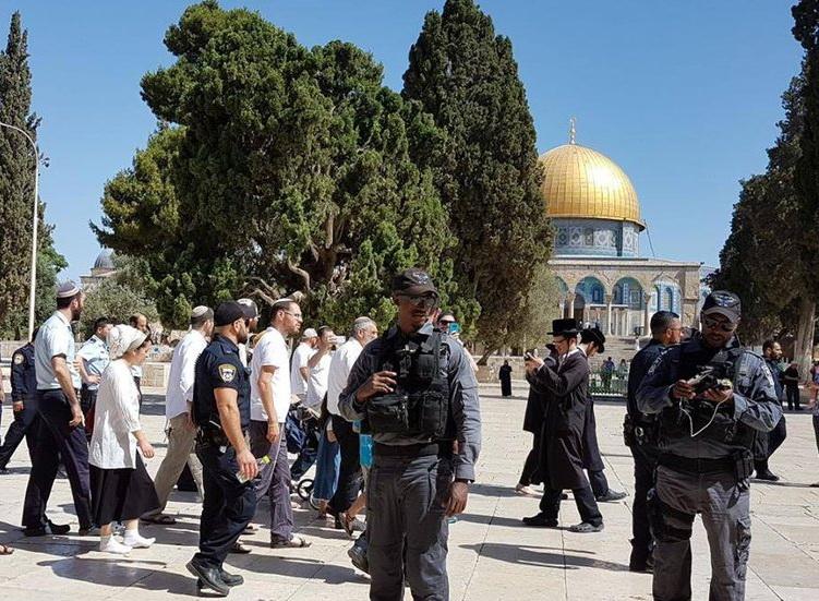 Lembaga Islam Peringatkan Rencana Israel Ambil Kendali Al-Aqsha