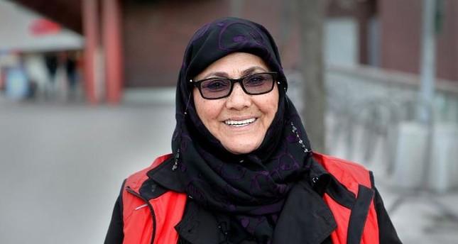 Muslimah Turki Dianugerahi Gelar Pahlawan di Swedia