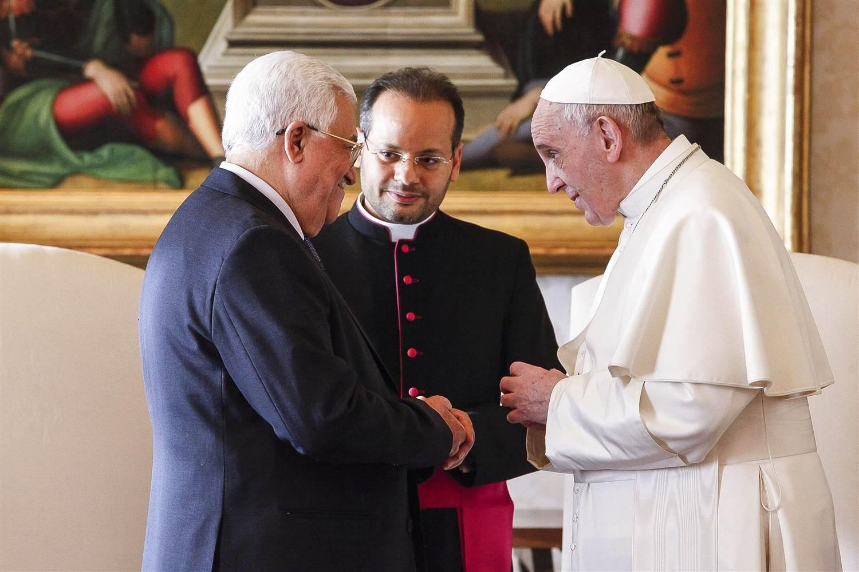 Presiden Palestina dan Paus Bahas Yerusalem di Vatikan