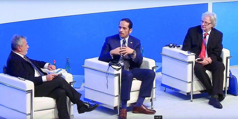 Qatar : Dialog Tidak Bisa Dilakukan Dengan Intimidasi