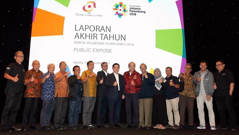 Indonesia Siap Gelar Asian Games 2018
