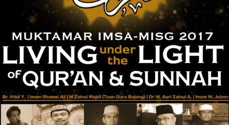 Muktamar IMSA-MISG: Ajang Silaturahim Terbesar Umat Muslim Indonesia di AS