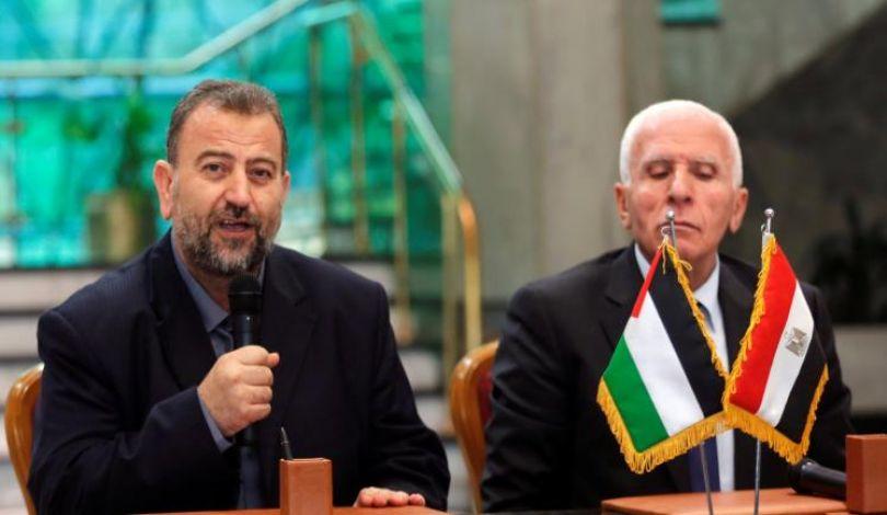 Hamas-Fatah Bahas Isu Terkini Rekonsiliasi di Kairo
