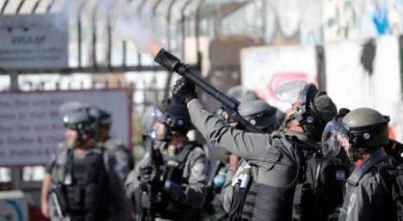 Pasukan Israel Serang Sekolah Palestina di Tepi Barat