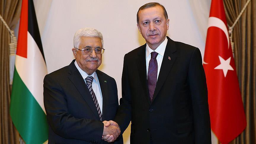 Erdogan: Turki Akan Terus Dukung Palestina di Semua Bidang