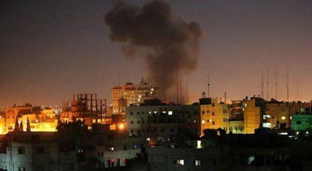 Israel Serang Sasaran di Jalur Gaza