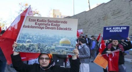 Turki Umumkan Pertemuan Ulama dan Cendekiawan Muslim Bahas Yerusalem