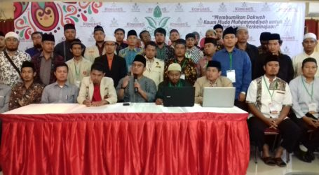 Kongres Tausiah Kebangsaan Ulama Muda Muhammadiyah Kaji Empat Isu Penting