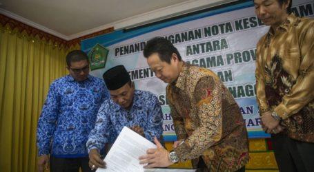 Pendidikan Madrasah di Aceh Dibantu Perusahaan Jepang