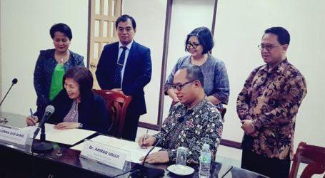 Indonesia Tandatangani Kerjasama Pendidikan Madrasah dengan Filipina