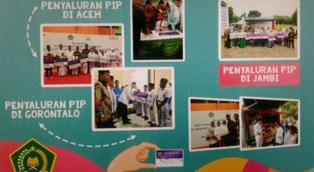 1,5 Juta Lebih Siswa Madrasah Terima Dana Program Indonesia Pintar