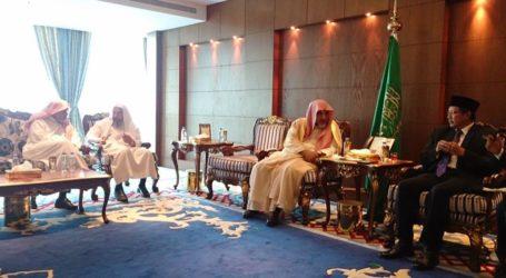 Pangeran Muhammad bin Salman Apresiasi Kerjasama Indonesia