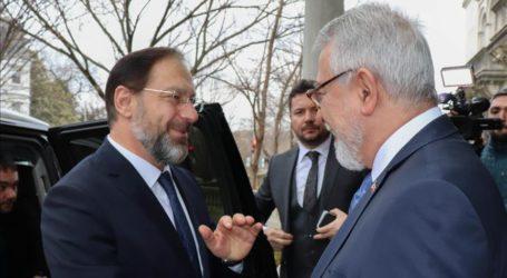 Pemimpin Agama Turki Mulai Kunjungan Empat Hari ke AS