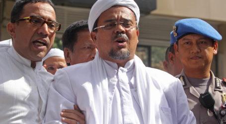 Seruan Habib Rizieq Jelang Reuni Akbar 212