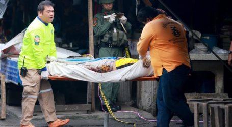 Bom Motor di Pasar Thailand Selatan Bunuh Tiga Orang
