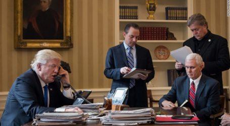 "Trump Katakan ""Waktunya untuk Perubahan"" di Iran"