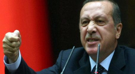 Erdogan: Muslim Jadi Target Utama Kelompok Teror