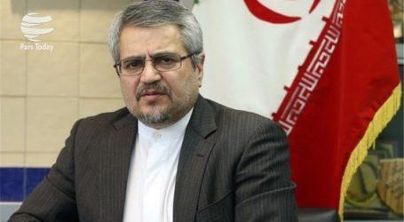 Utusan Iran untuk PBB Kecam AS Dukung Demonstrasi