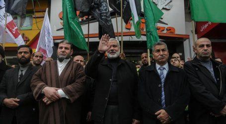 Pemilu Palestina, Hamas Kontak Sejumlah Pemimpin Internasional