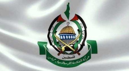 Hamas: Resolusi PBB Penting Untuk Dukung Perjuangan Rakyat Palestina