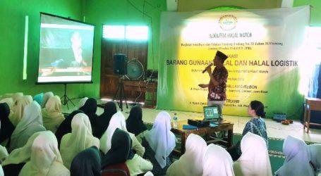 IHW Sampaikan Edukasi Logistik Halal kepada Siswa SMK di Cirebon