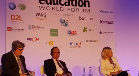 Forum Pendidikan Dunia 2018, Indonesia Sambut Revolusi Industri