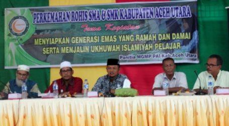 Perkemahan Rohani Islam di Aceh Utara