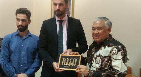 Din Ajak Muslim Indonesia Bantu Pembangunan Masjid di Sevilla