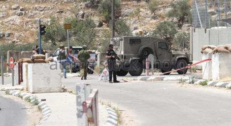 Tentara Israel Blokir Tiga Desa di Tulkarem