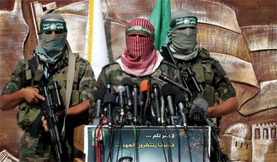 Hamas: Agresi Israel Perkuat Desakan Rakyat Lanjutkan Perjuangan