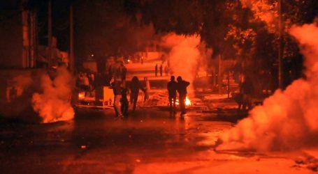 Demonstran Tunisia Bakar Markas Keamanan Nasional