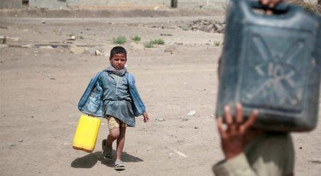 PBB Minta Bantuan AS$ 3 Miliar Untuk Yaman