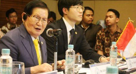 Ketua Lembaga Perdamaian HWPL dari Korea Kunjungi Indonesia