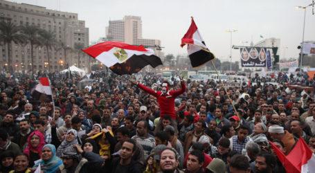 Rakyat Mesir Pilih Amandemen Konstitusi