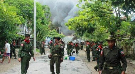 Myanmar: AS, Kanada, Inggris Jatuhkan Sanksi
