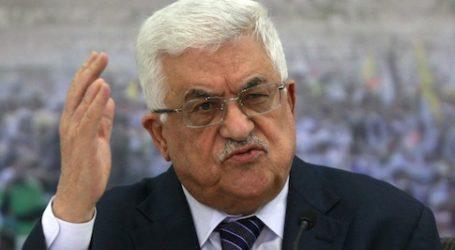 Media: Israel Khawatirkan Pernyataan Abbas Yang Menentang Trump