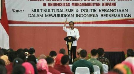 Djokowi Berikan Kuliah Umum Di Universitas Muhammadiyah  Kupang