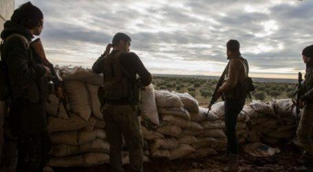1.369 Teroris Ditaklukkan dalam Operasi Turki di Perbatasan Suriah