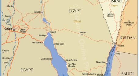 Laporan: Netanyahu Ingin Mesir Beri Lahan di Sinai Bagi Warga Palestina