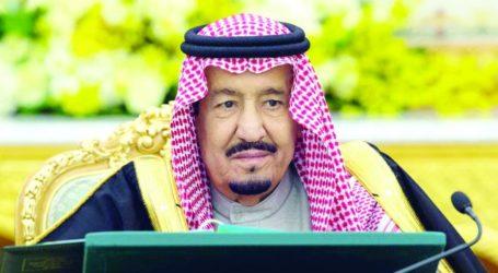 Raja Salman Kepada Trump: Teluk Ingin Solusi Adil Masalah Palestina