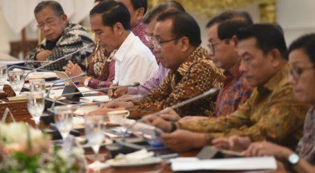 Presiden Pimpin Rapat tentang Universitas Islam Internasional Indonesia
